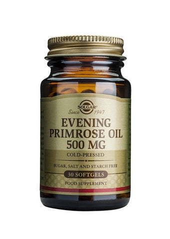 Solgar Evening Primrose Oil 500 Mg 30 Softgels - dolanschemist.ie