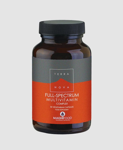 TERRA NOVA FULL Spectrum Multivitamin - dolanschemist.ie