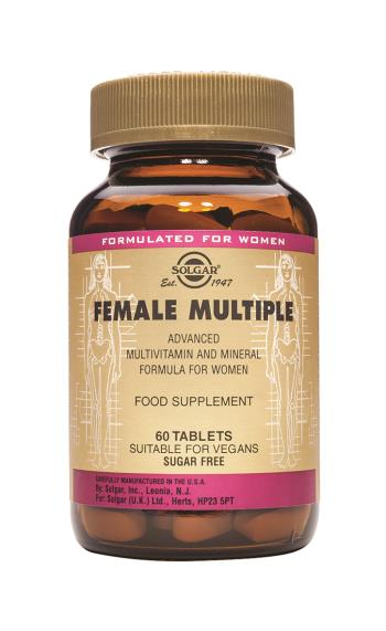 Solgar Female Multiple - 60 Tablets