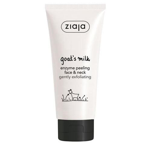 Ziaja Goats Milk Enzyme Peel 75ml - dolanschemist.ie