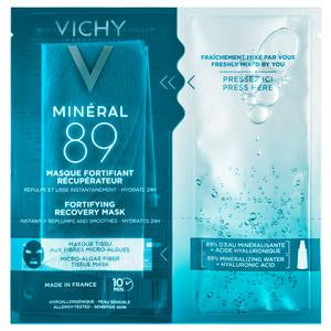 Vichy Minéral 89 Fortifying Instant Recovery Mask - dolanschemist.ie