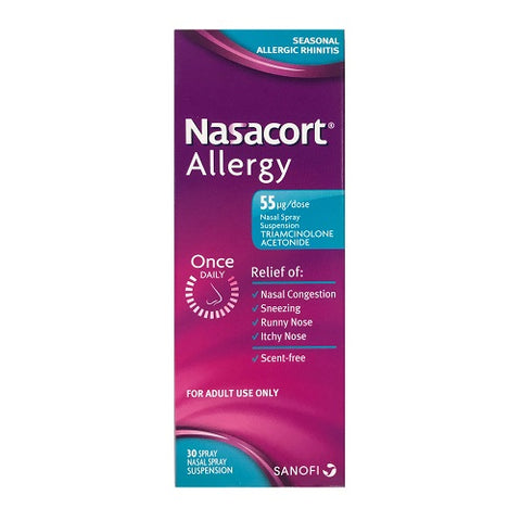 Nasacort Allergy Nasal Spray - dolanschemist.ie