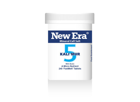 New Era No.5 Kali Mur - 240 Tablets - dolanschemist.ie