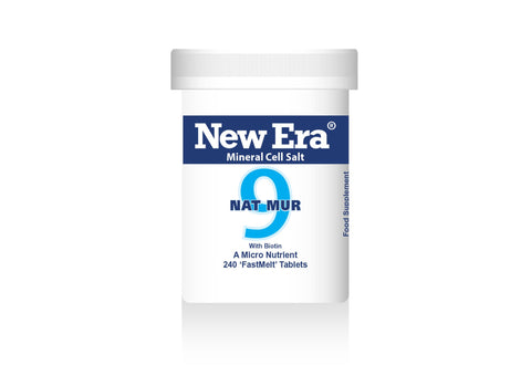 New Era No.9 Nat Mur - 240 Tablets - dolanschemist.ie