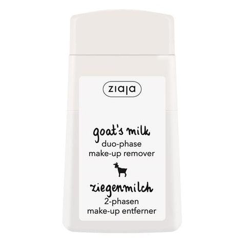 Ziaja Goat's Milk Duo-Phase Makeup Remover 120ml - dolanschemist.ie