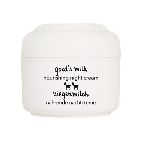 Ziaja Goat's Milk Nourishing Night Cream 50ml - dolanschemist.ie