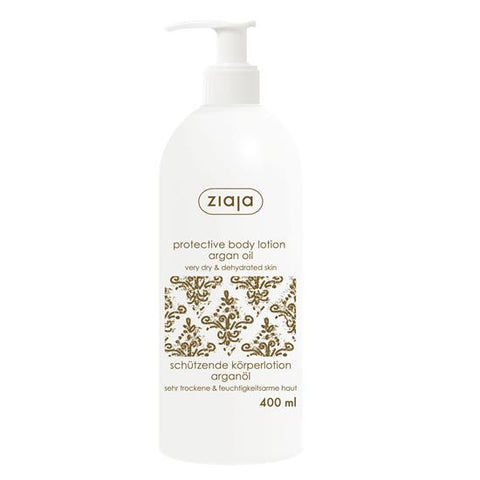 Ziaja Argen Oil Protective Body Lotion 400ml - dolanschemist.ie
