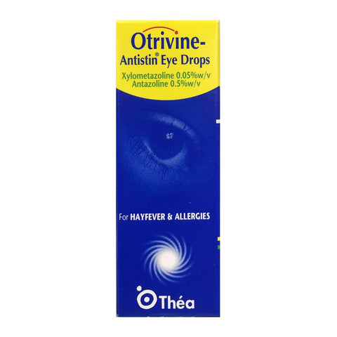 Otrivine Antistin Eye Drops 10ml - dolanschemist.ie