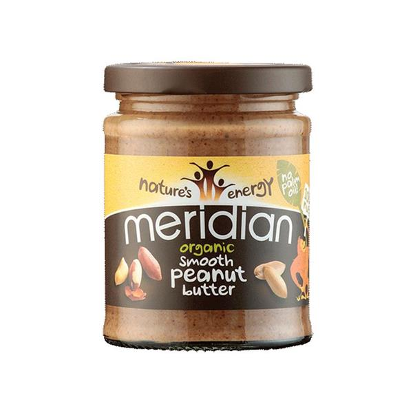 Meridian Organic Smooth Peanut Butter