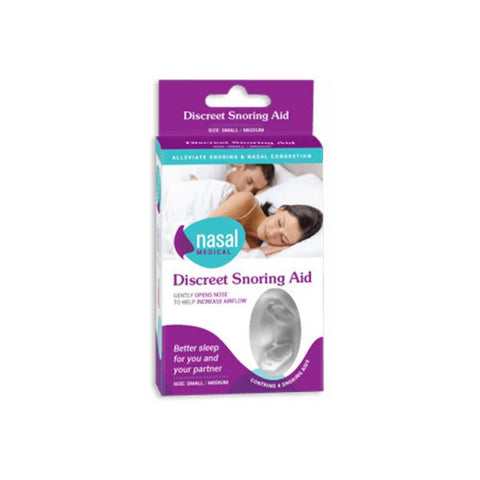 Nasal Medical Discreet Snoring Aid Small - dolanschemist.ie