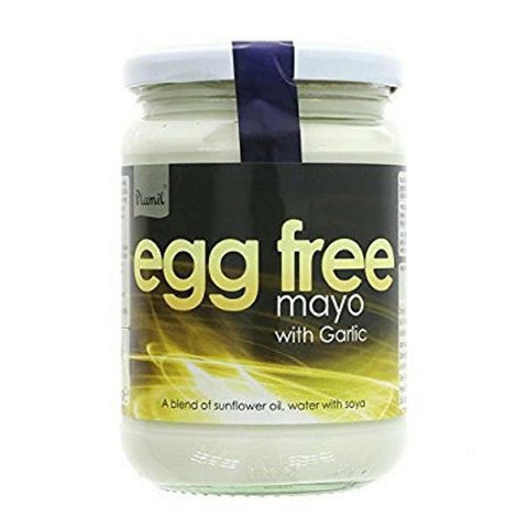 Plamil Egg Free Mayo with Garlic - dolanschemist.ie