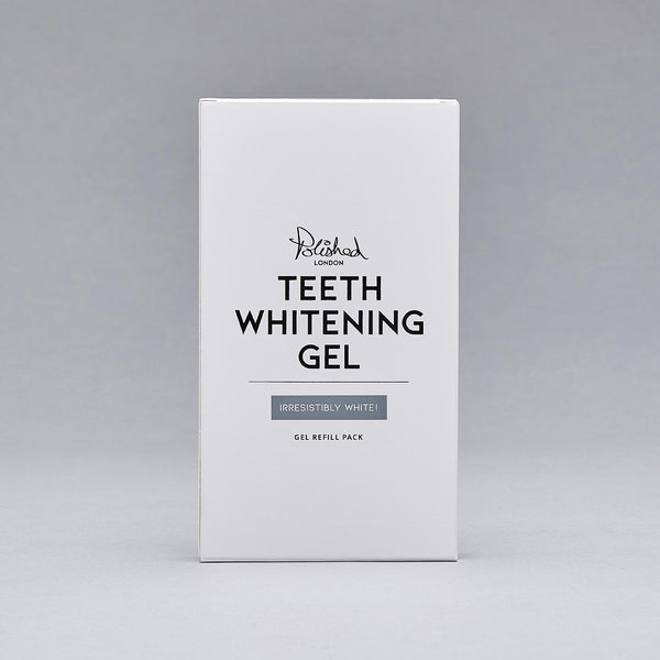 Polished London Teeth Whitening Gel Refill Pack