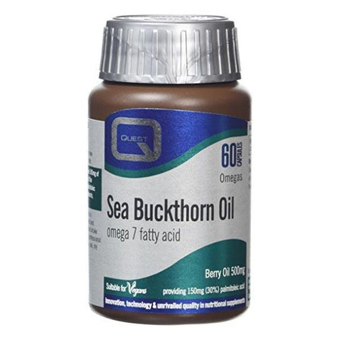 Quest Sea Buckthorn Oil - Omega 7 - dolanschemist.ie