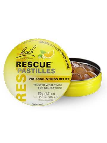 Bach Rescue Soothing Pastilles - dolanschemist.ie