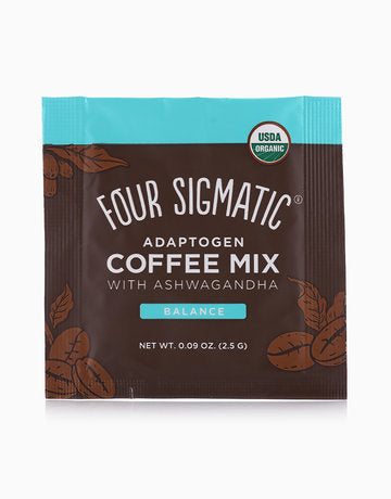 Four Sigmatic Adaptogen Coffee Mix with Ashwagandha - dolanschemist.ie