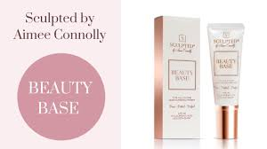 Sculpted By Aimee Connolly  Beauty Base All In One Moisturising Primer 50ml - dolanschemist.ie