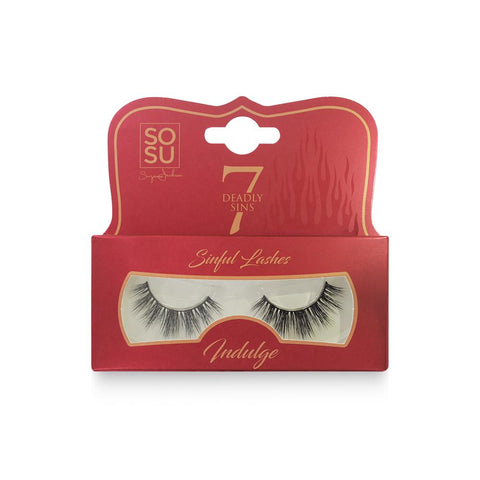 SoSu False Lashes-Indulge - dolanschemist.ie