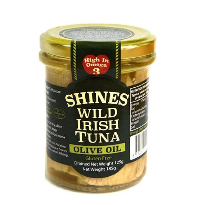Shines Wild Irish Tune in Olive Oil