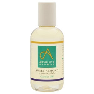 Absolute Aromas Sweet Almond Carrier Oil 50ml