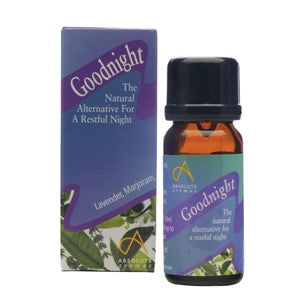 Absolute Aromas Goodnight Aromatherapy Blend 10ml - dolanschemist.ie
