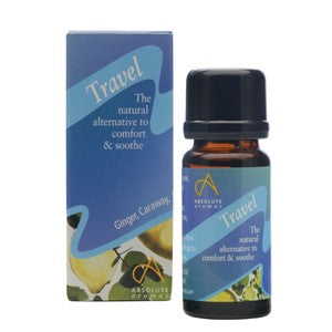 Absolute Aromas Travel Aromatherapy Blend 10ml - dolanschemist.ie