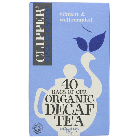 Clipper Organic Decaf Tea - dolanschemist.ie