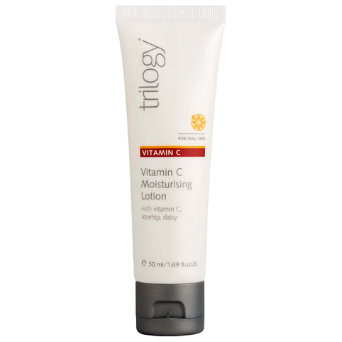 TRILOGY VITAMIN C MOISTURISING LOTION 50ml - dolanschemist.ie