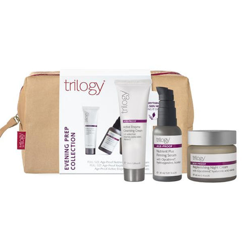Trilogy Evening Prep Collection - dolanschemist.ie