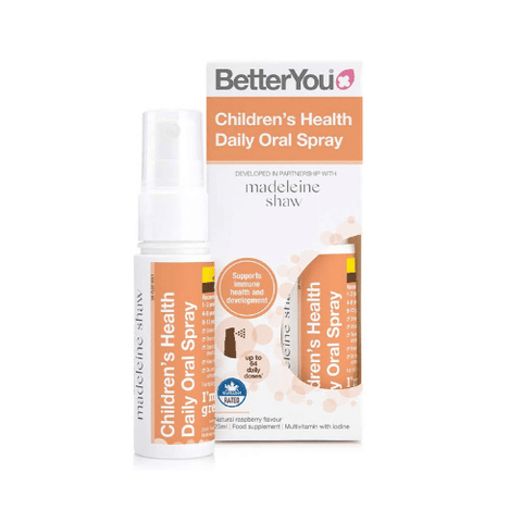 BetterYou Children's Health Daily Oral Spray
