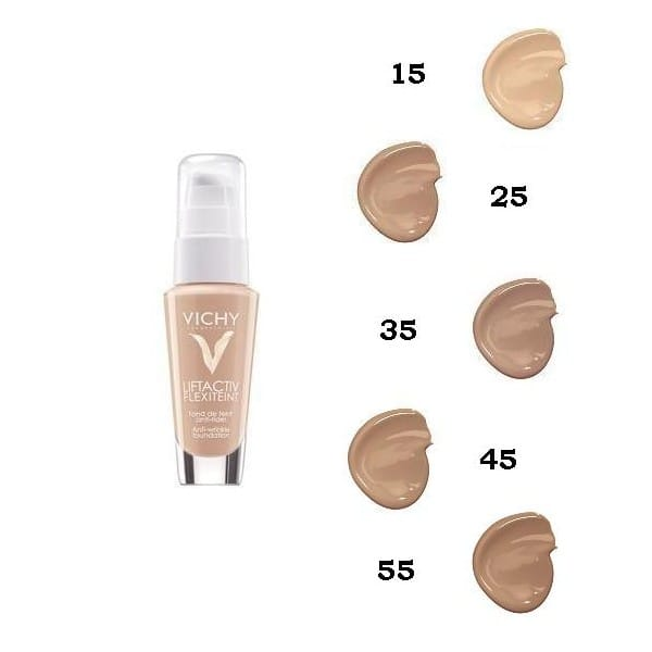 Vichy Liftactiv Flexiteint Anti-Wrinkle Foundation 30ml