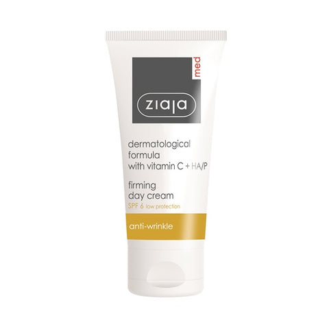 Ziaja Firming Day Cream with Vitamin C 50ml - dolanschemist.ie