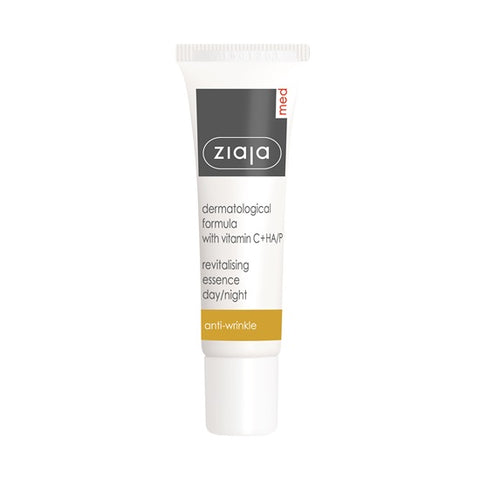 Ziaja Revitalising Essence Day/Night with Vitamin C 30ml - dolanschemist.ie