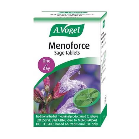 A.Vogel Menoforce Sage Tablets - dolanschemist.ie