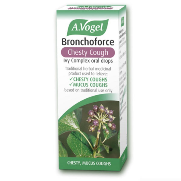 A.Vogel Bronchoforce Chesty Cough Oral Drops