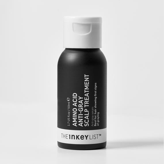 The Inkey List Amino Acid Anti-Gray Scalp Treatment 50ml