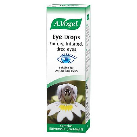 A.Vogel Eye Drops Moisturising for Dry, Irritated, Tired Eyes - dolanschemist.ie