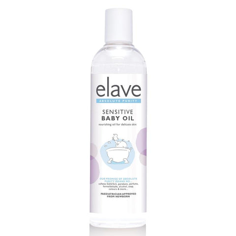 Elave Sensitive Baby Oil - dolanschemist.ie