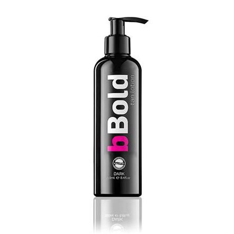 BBOLD SELF TANING LOTION DARK 250ml - dolanschemist.ie