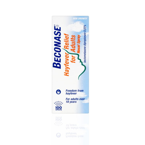 Beconase Hayfever Nasal Spray - dolanschemist.ie