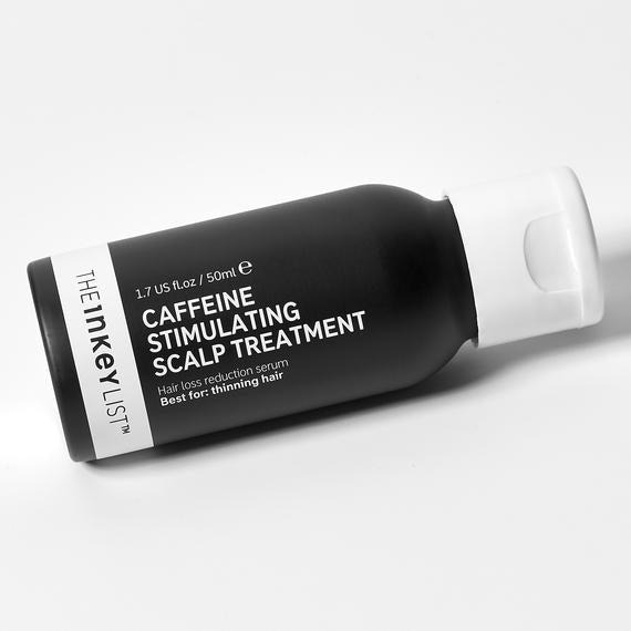 The Inkey List Caffeine Stimulating Scalp Treatment 50ml - dolanschemist.ie