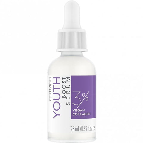 Catrice 3% Vegan Collagen Youth Boost Serum 30ml - dolanschemist.ie