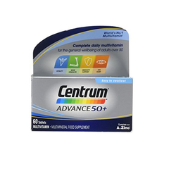 Centrum Advance 50+ Multivitamins - dolanschemist.ie