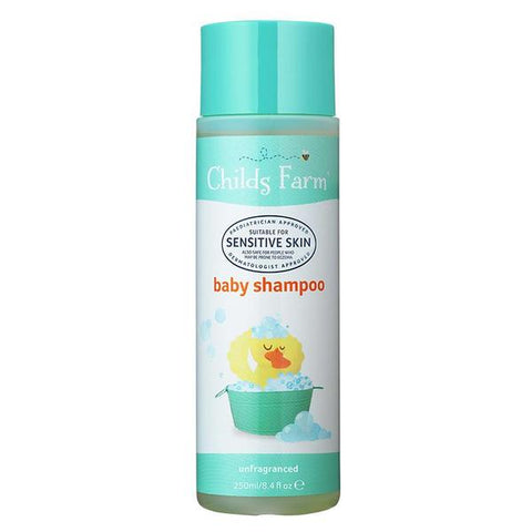 Childs Farm Baby Shampoo- Unfragranced 250ml - dolanschemist.ie
