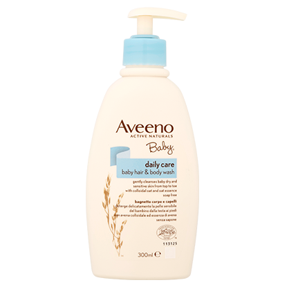 Aveeno Baby Daily Care Baby Hair & Body Wash