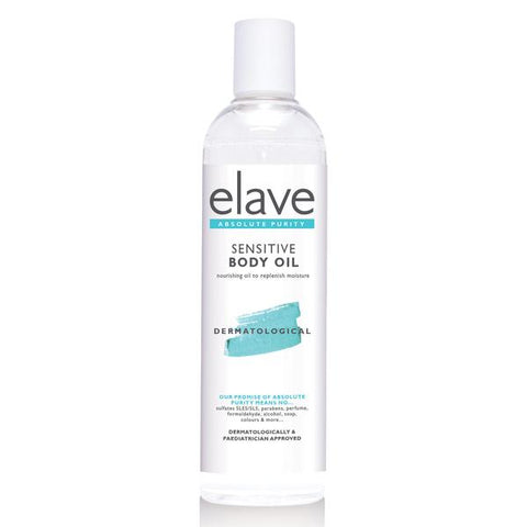 Elave Sensitive Body Oil - dolanschemist.ie