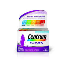 Centrum Women Multivitamin 30 Pack - dolanschemist.ie