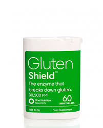 One Nutrition Gluten Shield 60 Mini Tablets - dolanschemist.ie