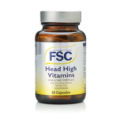 FSC Head High Vitamins 30 Capsules - dolanschemist.ie