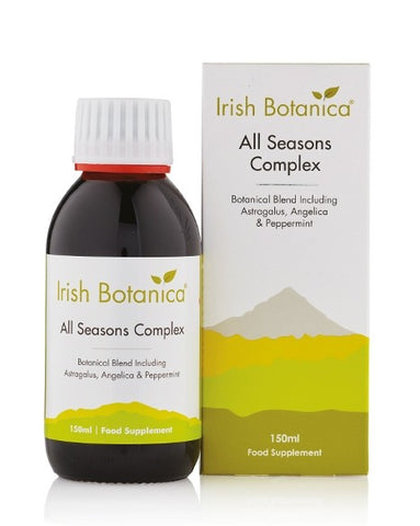 Irish Botanica All Seasons Complex 150ml - dolanschemist.ie