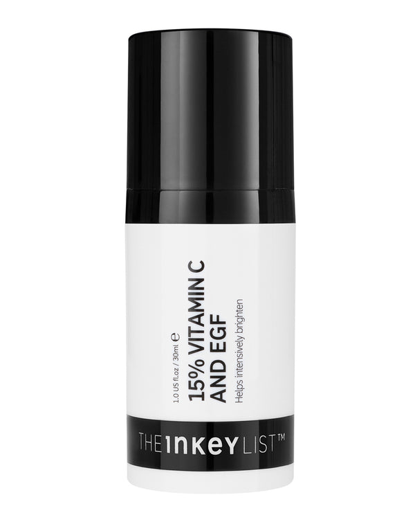 The Inkey List 15% Vitamin C and EGF Serum